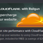 Hosting có Railgun CloudFlare Business
