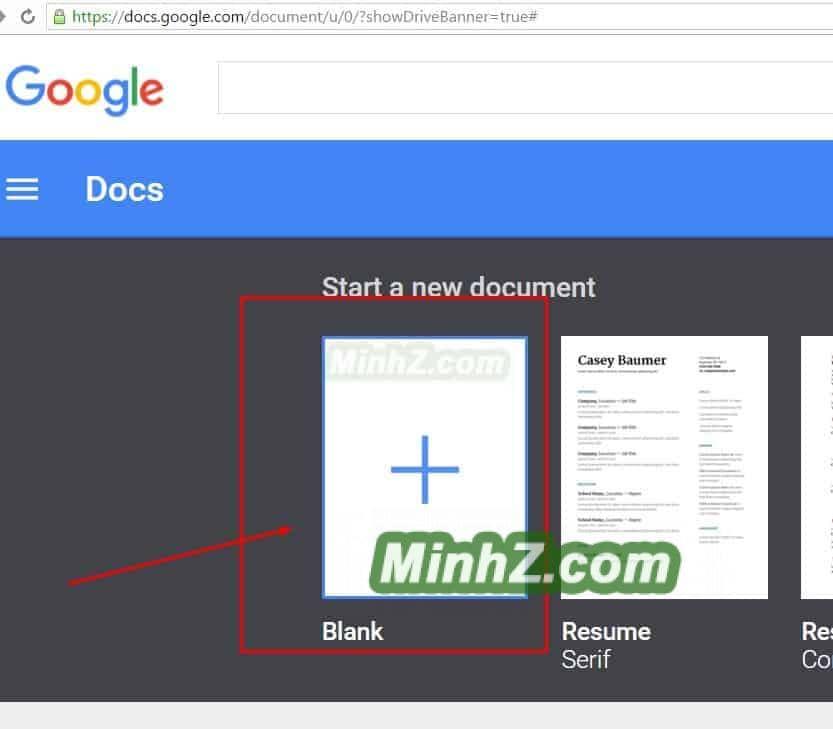 Đọc ra chữ với Google Docs